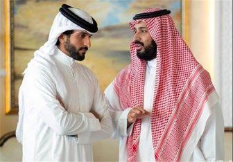 در دیدار ولیعهد عربستان و بحرین چه گذشت؟