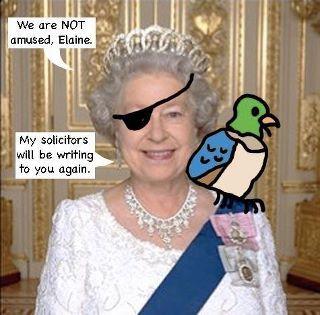 نامه دانشجوی ایرانی عاشق انگلستان به ملکه