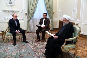 روحانی: خروج از برجام و انتقال سفارت به قدس دو اشتباه تاریخی آمریکا است