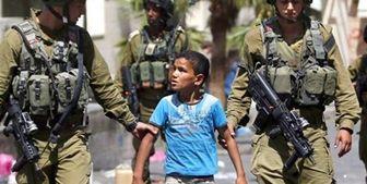 یک کودک دیگر فلسطینی بازداشت شد