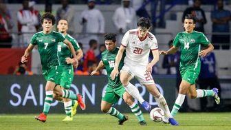 تیم ملی فوتبال ایران 3 - عراق 0/ برتری مقتدرانه یوزهای ایران مقابل عراق