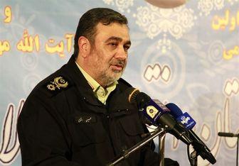 نیروی انتظامی با جرایم مشهود برخورد میکند