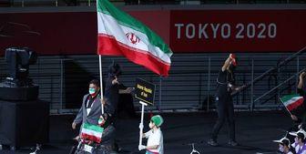 کاروان پارالمپیک ایران در رده دوازدهم قرار گرفت+ جدول