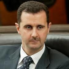 بشار اسد رهبر انقلاب را چگونه خطاب می کند؟