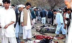 انفجاربمب درافغانستان جان۷غیرنظامی راگرفت
