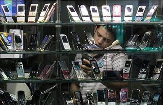 واردات موبایل، قبل و بعد از رجیستری/اینفوگرافی