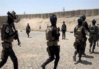 توطئه تروریستی داعش در جنوب سامرا ناکام ماند