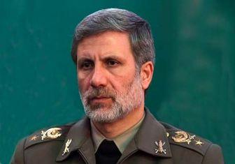 وزیر دفاع: مواضع ایران و بلاروس در مسائل منطقهای همسو است