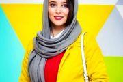 تیپ تمام مشکی «الناز حبیبی» در جشنواره فجر 39/ عکس