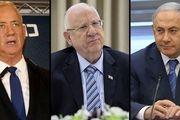 درخواست رئیس رژیمصهیونیستی از نتانیاهو و گانتز