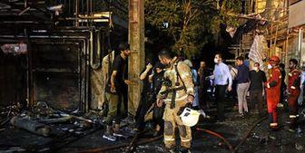 دو قصور شهرداری در حادثه کلینیک سینا