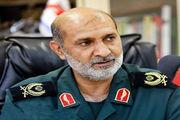 هشدار سردار سناییراد نسبت به کمک اطلاعاتی اسرائیل در خلیج فارس