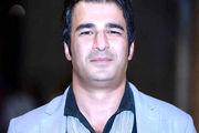 کار قشنگ یوسف تیموری به یاد محسن قاضی مرادی در کنار همسرش /عکس