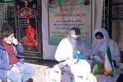 غربالگری رایگان کرونا در بازار تهران همراه با تأمین مخارج درمان
