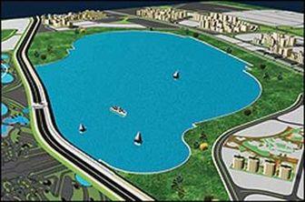 واکنش به انتقادات دریاچه چیتگر