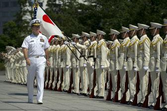 تصویب بودجه ۴.۶ میلیون دلاری ژاپن به نیروهای اعزامی خاورمیانه