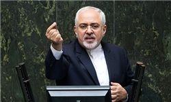 ظریف جواب کری را داد/ ارسال تجهیزات نظامی از ایران به یمن کذب است