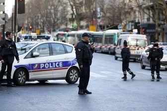 قتل شهروند سیاه پوست فرانسوی با روش فشار بر گردن توسط پلیس