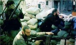 بازداشت تکتیراندازها در حلب