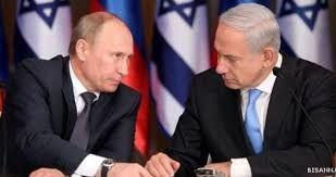 اعلام زمان دیدار پوتین و نتانیاهو