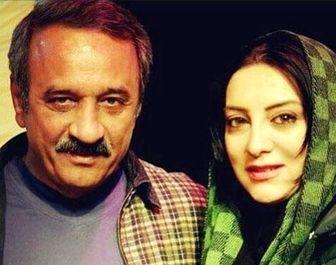 عکس جدید زوج بازیگرِ پرکار تلویزیون