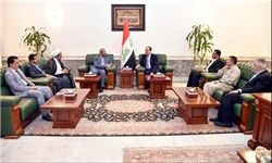 پیام «نوری مالکی» به انصارالله یمن