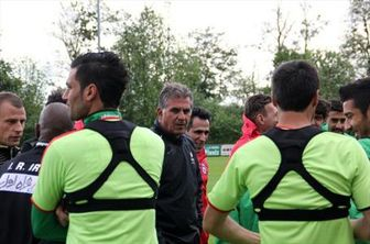 یک تغییر در اردوی تیم ملی فوتبال ایران