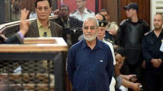 حکم حبس ابد برای رهبران اخوان المسلمین تایید شد