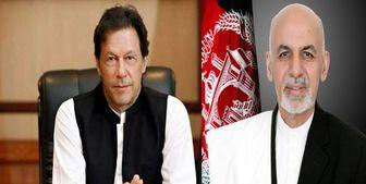تاکید عمران خان بر صلح دولت افغانستان با طالبان