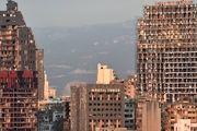 خسارت به ۳۷۹۲ ساختمان و ۴۲۱۴ خودرو در پی انفجار بیروت