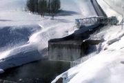برف روبی با ارتفاع ۱۰ متر/ عکس