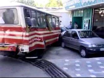 فیلم تصادف عجیب در سرعین - اردبیل
