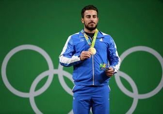 اقدام شایسته قهرمان المپیک برای کمک به زلزله زدگان