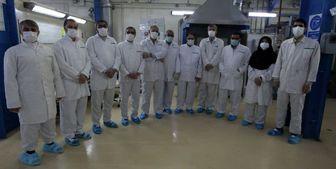 جزئیات بازدید نمایندگان از چهار سایت هستهای