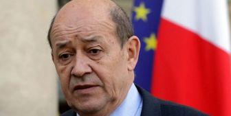 نگرانی وزیر خارجه فرانسه درباره برجام