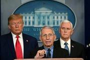 حملات لفظی مشاوران ترامپ علیه دکتر فائوچی