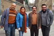تیپ خفَن الناز شاکردوست و پرویز پرستویی در استانبول/ عکس