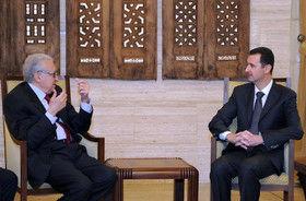 موفقیت ژنو ۲ درگرو توقف حمایت از تروریستهاست