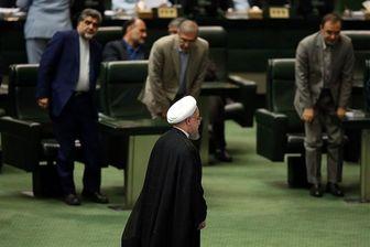 نخستین مواجهه مجلس دهم با دولت حسن روحانی!