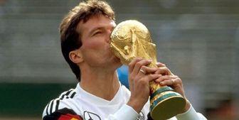 رکوردداران بیشترین بازی ملی در آلمان