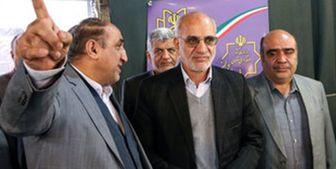 بازدید استاندار و فرماندار تهران از طرحهای عمرانی و سرمایهگذاری پایتخت