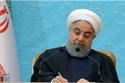 روحانی شهادت تعدادی از نیروهای سرافراز انتظامی و بسیج را تسلیت گفت