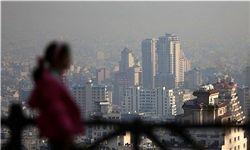 مرگ سالانه ۴۰۰۰ نفر در تهران بر اثر آلودگی هوا