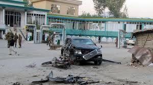 انفجار در یک میتینگ سیاسی در پاکستان