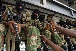 اعلام پایان عملیات منجر به برکناری موگابه