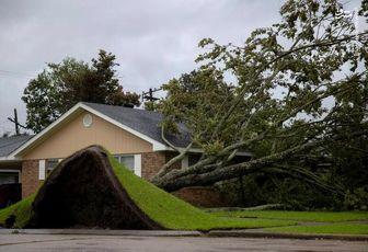 دیدار بایدن از مناطق آسیب دیده از طوفان آیدا