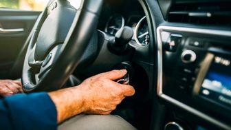 چرا ماشین کند استارت میزند؟