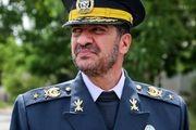 آسمان ایران از امنیت زیادی در منطقه برخوردار است