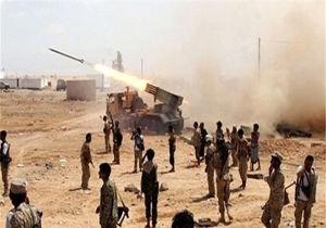 حمله موشکی یمنی ها به ائتلاف سعودی