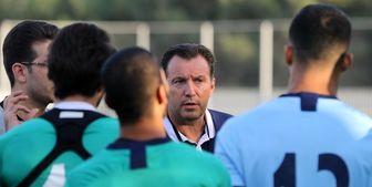 برگزاری تمرین تیم ملی فوتبال پیش از بازی بحرین